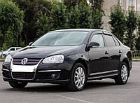 Дефлекторы окон, ветровики Volkswagen Jetta V Sd 2005-, Sagitar 2006-2012 Cobra