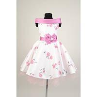 Платье нарядное Ретро 6-9 года Dina78