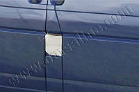 Накладка на лючок бензобака Volkswagen T4 Transporter (1995-2003) (нерж.) Omsa