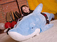 Мягкая игрушка Акула 2,2 м