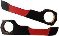 Карманы дверные ВАЗ 2113 - 2115 на 16 красные