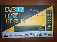 Эфирный тюнер U2C T2 HD Internet (DVB-T2 +Youtube+IPTV)