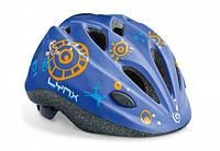 Велошлем Lynx Kids Blue