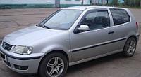 Дефлекторы окон, ветровики Volkswagen Polo III 3d 1994-2001 Cobra