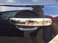 Накладки на ручки Volkswagen Golf V Plus HB 5D (2003-2009) 4-дверн. нерж. Omsa