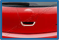 Накладка на ручку багажника Opel Astra J HB 5D (2010-) нерж. Omsa