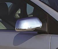 Накладки на зеркала Ford C-Max 2003-2010 ABS-хром 2 шт.