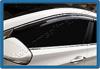 Накладки на ручки Hyundai Elantra SD (2007-2011) 4-дверн. нерж. Omsa