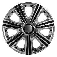 Колпаки DTM Super Silver (карбон) 14 Star