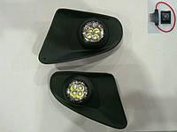 Дополнительные светодиодные фары Mercedes Sprinter 906 LED G-plast