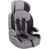 Детское авто кресло ZLATEK Fregat серый, 1-12 лет, 9-36 кг, группа 1-2-3
