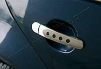 Накладки на ручки VW Up HB 3D (2011-), Golf IV, Seat Altea 2004- 2-дверн.(Sport) нерж. Omsa
