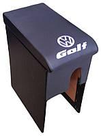 Подлокотник VolksWagen Golf 4 (1997-2003) серый