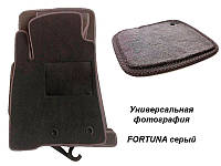Коврики текстильные Lada Granta Fortuna серые