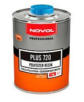 Полиэфирная смола Novol 720 1кг + отвердитель