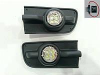 Дополнительные светодиодные фары Opel Astra G LED G-plast