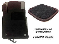 Коврики текстильные Nissan Teana 2008- Fortuna черные