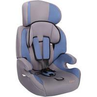 Детское авто кресло ZLATEK Fregat синий, 1-12 лет, 9-36 кг, группа 1-2-3