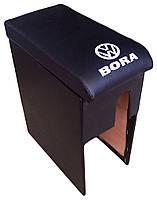 Подлокотник VolksWagen Bora черный