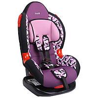 Детское авто кресло SIGER ART Кокон абстракция, 1-7 лет, 9-25 кг, группа 1-2