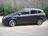 Дефлекторы окон, ветровики SEAT Altea 2004, Altea XL 2006, Altea Freetrack 2007- Cobra