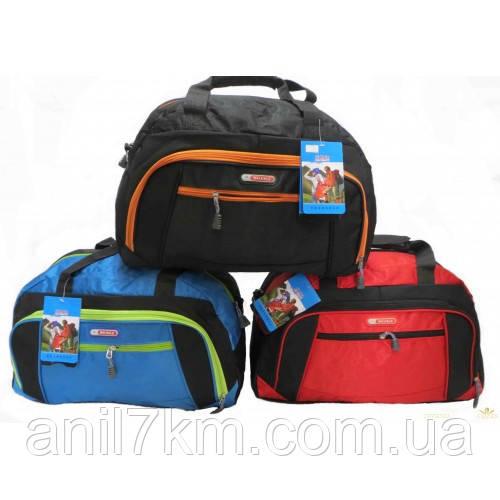 Спортивно-дорожня сумка середніх розмірів