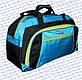Спортивно-дорожня сумка середніх розмірів, фото 3