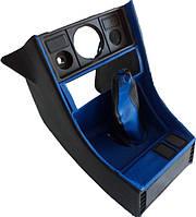 Консоль ВАЗ 2107 синяя