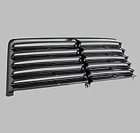 Жалюзи солнцезащитные ВАЗ 2101 - 2107 (пластик, черные)