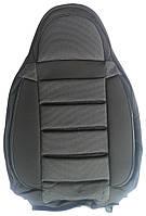 Авточехлы Pilot VIP ткань гобелен темные