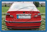 Хром планка над номером BMW 3 (E-46) 1998-2005 нерж. Omsa