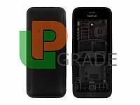 Корпус Nokia 220 Dual Sim, черный
