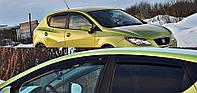 Дефлекторы окон, ветровики SEAT Ibiza IV Hb 5d 2009- Cobra