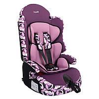 Детское авто кресло SIGER ART Прайм ISOFIX абстракция, 1-12 лет, 9-36 кг, группа 1-2-3