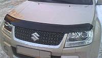 Дефлектор капота, мухобойка Suzuki Grand Vitara с 2005 г.в. VIP