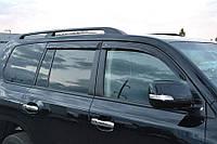 Дефлекторы окон, ветровики TOYOTA Land Cruiser 200 2007-, Lexus LX570 (URJ200) 2007- Cobra