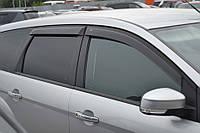 Дефлекторы окон, ветровики FORD FOCUS II wagon 2004- Cobra