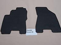 Коврики передние Politepa Hyundai Tucson 04-, Kia Sportage 05- 2шт. (LUX) - 54879