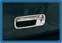 Накладка на ручку багажника Volkswagen Lupo HB 3D (1998-2005) нерж. Omsa