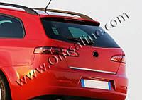 Нижняя кромка багажника Alfa Romeo 159 (2006+) (нерж.)