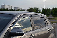 Дефлекторы окон, ветровики SsangYong Actyon 2010- Cobra