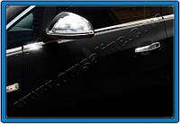 Накладки на ручки Opel Astra J HB 3D (2010-) 2-дверн. нерж. Omsa
