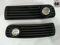 Дополнительные светодиодные фары Volkswagen Passat B5 LED G-plast
