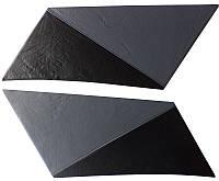 Накладки задних стоек Лопухи ВАЗ 2101 - 2107 серые