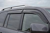 Дефлекторы окон, ветровики TOYOTA Land Cruiser 200 2007-, Lexus LX570 2007- EuroStandart Cobra