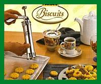 Профессиональный кондитерский шприц - пресс для печенья Marcato Biscuits!Хит
