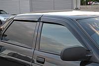 Дефлекторы окон, ветровики ВАЗ Приора седан, хетчбек с 2011-Cobra