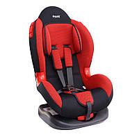 Детское авто кресло SIGER КОКОН группа 1-2 (красный)