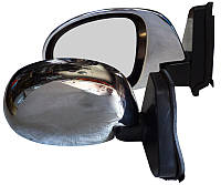 Зеркала ВАЗ 2101, 2106 хром складывающиеся