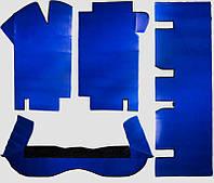 Декоративное покрытие пола ВАЗ 2108 - 21099 синие